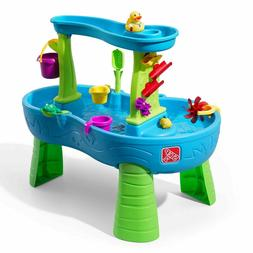 Step2 Rain Showers Splash Pond Water Table, Kids Water Play