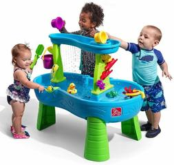Step2 Rain Showers Splash Pond Water Table Kids Water Play T