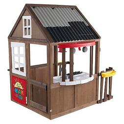 KidKraft Ryan's World Outdoor Playhouse Brand New Kid Toy Gi
