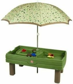 Sand Water Activity Table Kids Outdoor Beach Playset Childre