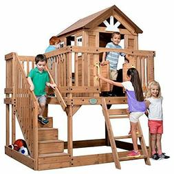 Backyard Discovery 1605336 Scenic Heights All Cedar Playhous