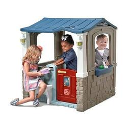 Step2 893199 Seaside Villa Playhouse Kids