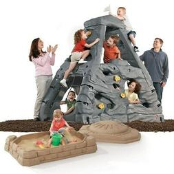 Step2 Skyward Summit Sandbox Combo - Kids Outdoor Play Set