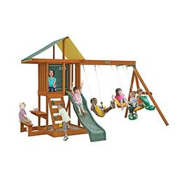 Springfield II Wooden Swing Set by KidKraft
