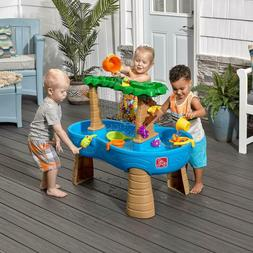 Step 2 Toys KidsTropical Rainforest Water Table 13 Piece Fun