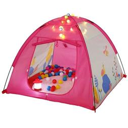 Tent For Kids Portable Children 120*120*90cm Playhouse Indoo